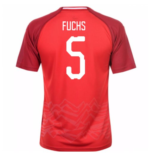 2018-19 Austria Home Shirt (Fuchs 5)