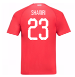 2018-19 Switzerland Home Shirt (Shaqiri 23)