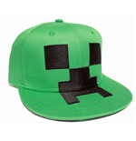 Minecraft Baseball Cap Creeper