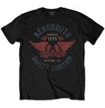 Aerosmith Men's Tee: Sweet Emotion