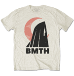Bring Me The Horizon Men's Tee: Moon