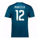 2017-18 Real Madrid Third Shirt (Marcelo 12) - Kids