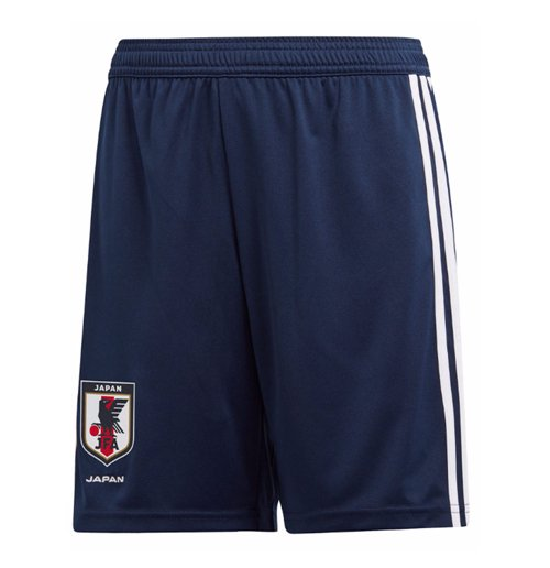 2018-2019 Japan Home Adidas Football Shorts (Blue)
