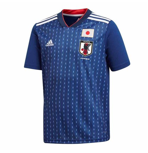 2018-2019 Japan Home Adidas Football Shirt