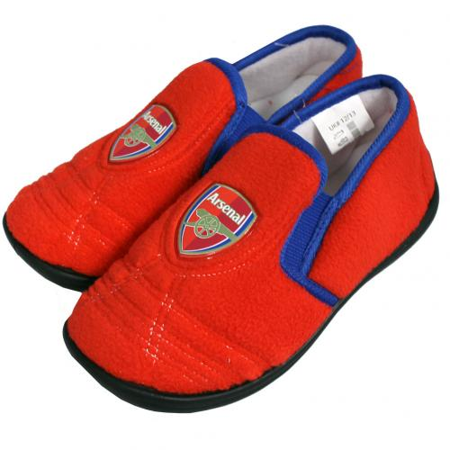 Arsenal F.C. Junior Slippers 12/13