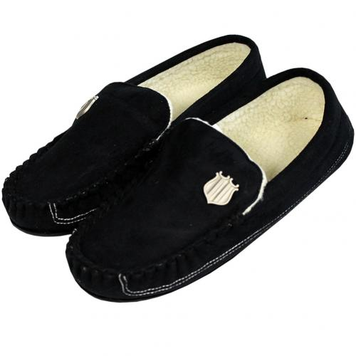 Newcastle United F.C. Mens Moccasins 11/12 BLK