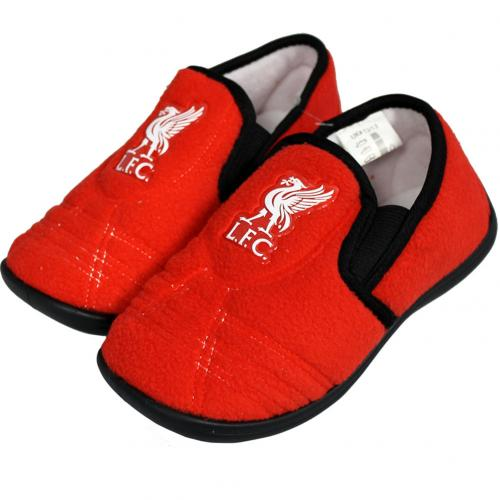 Liverpool F.C. Junior Slippers 1/2