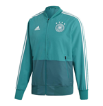 2018-2019 Germany Adidas Presentation Jacket (Green)