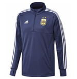2018-2019 Argentina Adidas Training Top (Raw Purple)