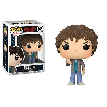 STRANGER THINGS Funko Pop Eleven Vinyl Figure