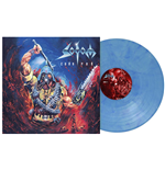 Vynil Sodom - Code Red (Icy Blue Marble Vinyl)