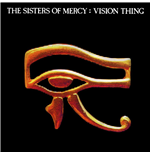 Vynil Sisters Of Mercy (The) - Vision Thing Era (4 Lp)