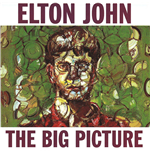 Vynil Elton John - The Big Picture (2 Lp)