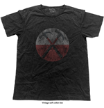 Pink Floyd Men's Fashion Tee: The Wall Hammers (Vintage Finish)