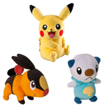 Pokemon Trainer's Choice Plush Figures 20 cm Assortment C9 (6)