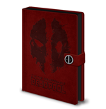 Deadpool Notepad 285433