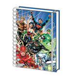 Justice League Notepad 285471