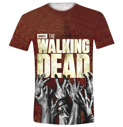 The Walking Dead T-shirt 285597