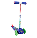 PJMASKS Kid's Three Wheel Flex Scooter