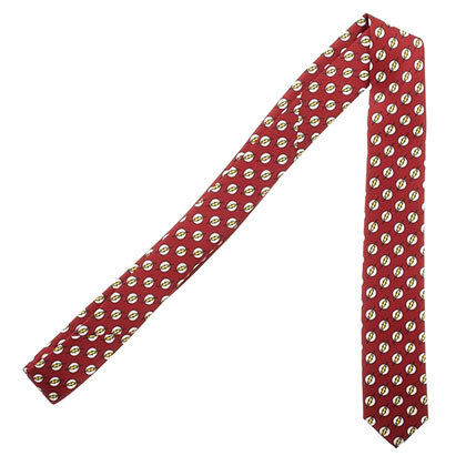 The FLASH Micro Print Neck Tie