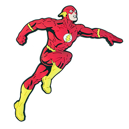 The FLASH Superhero Magnet