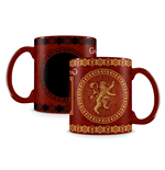 Game of Thrones Heat Change Mug Lannister