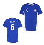 Official Chelsea Training T-Shirt (Blue) (Baba 6)
