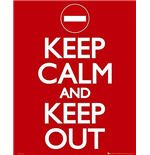 Keep Calm and Carry On Poster 286524