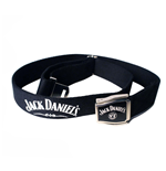 Jack Daniel's - No7 Logo Airplane Belt