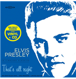 Vynil Elvis Presley - The Very Best Of (Blue Vinyl+Cd)