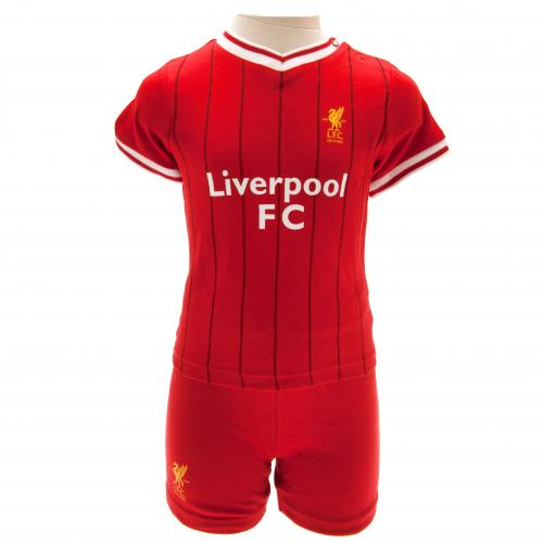 Liverpool F.C. Shirt & Short Set 2/3 yrs PS