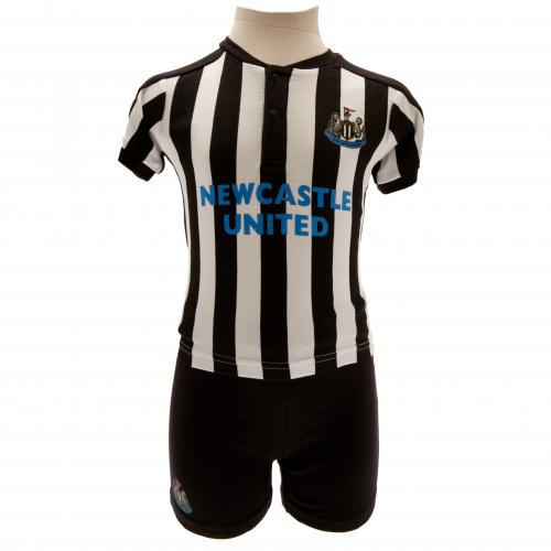 Newcastle United F.C. Shirt & Short Set 2/3 yrs ST