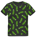 Rick & Morty - Pickle Rick AOP Men's T-shirt
