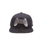 Playstation - Metal Controller Snapback