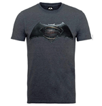 Dc Comics - Batman Vs Superman T-shirt Logo (Unisex TG. 2)