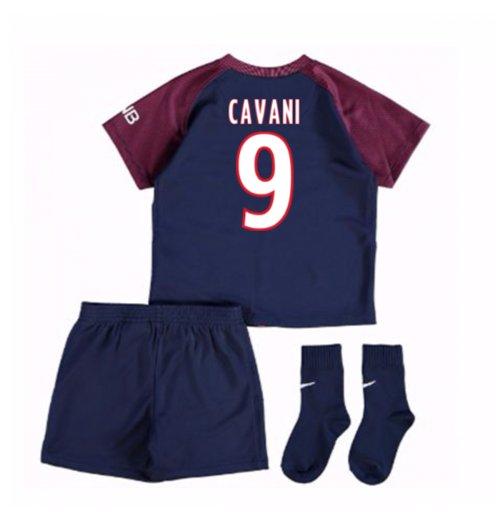 size 40 c4006 c0191 2017-18 Psg Home Baby Kit (Cavani 9)