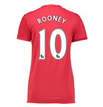 2016-17 Man United Womans Home Shirt (Rooney 10)