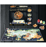 Game of Thrones 3D Puzzle Mini Westeros (1350 pieces)