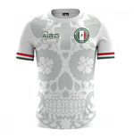 2018-2019 Mexico Away Concept Football Shirt