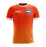 2018-2019 Holland Home Concept Football Shirt