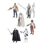 Star Wars Episode VIII Force Link Action Figures 10 cm 2017 Assortment 1 Wave 1 Assortment (12)
