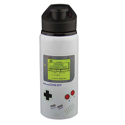 NINTENDO Gameboy Water Bottle