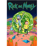 Rick and Morty Poster 288075