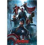 Marvel Superheroes Poster 288088