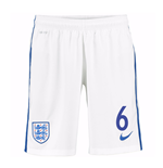 2016-17 England Home Shorts (6) - Kids
