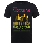 The Doors Men's Tee: Gradient Show Poster