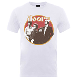 The Doors Men's Tee: Retro Circle