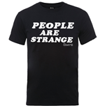 The Doors Men's Tee: People Are Strange