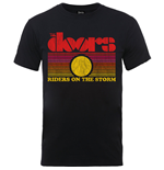 The Doors Men's Tee: ROTS Sunset