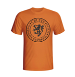 Holland Presidential T-shirt (orange)